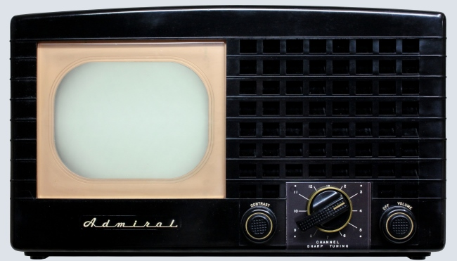 Radiolaguy Com Admiral Televison Model 19a1 19a11