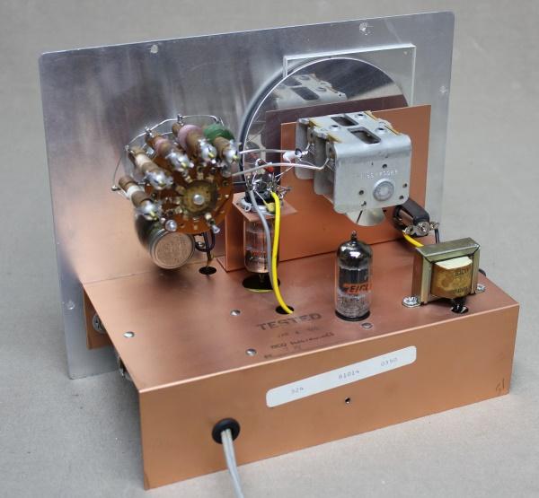 Radiolaguy Com   Eico Rf Signal Generator