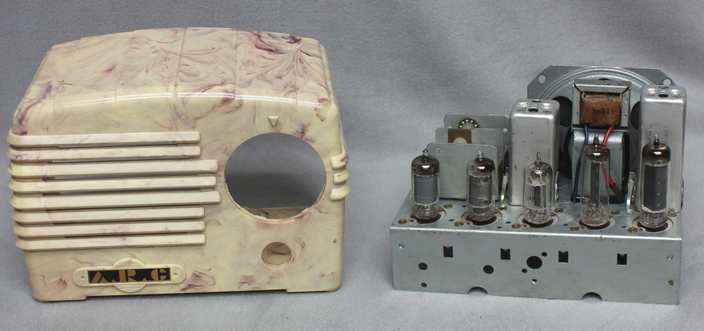 RadiolaGuy com : ARC tube radio kit