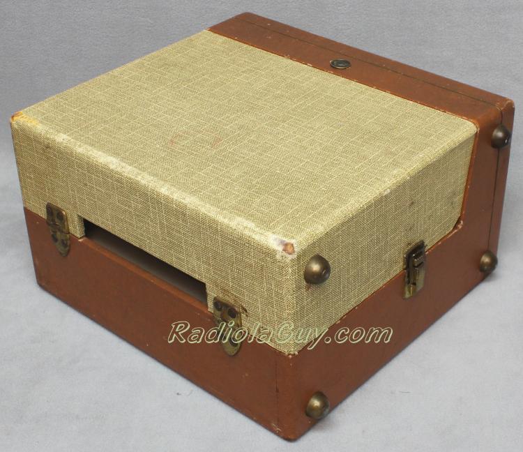 RadiolaGuy com : RCA 6EY3 45 RPM record player