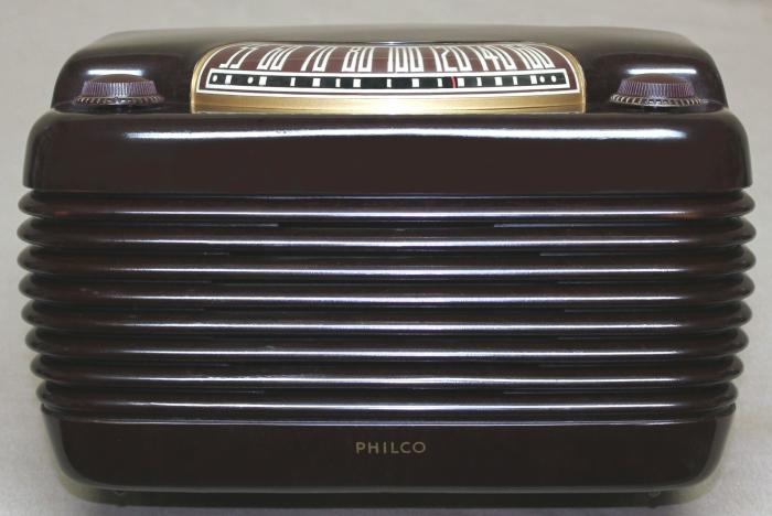 RadiolaGuy Philco 48 460 Radio