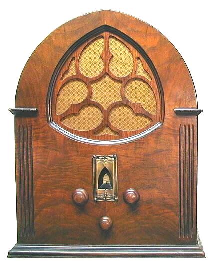 Radiolaguy Com General Motors Model 110 Little General Radio